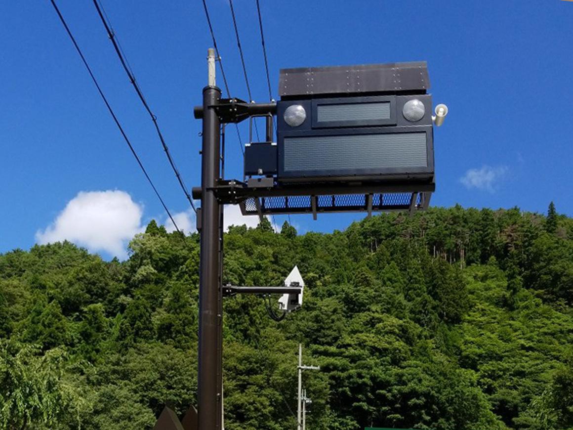山東本巣線非常用設備更新工事 画像04