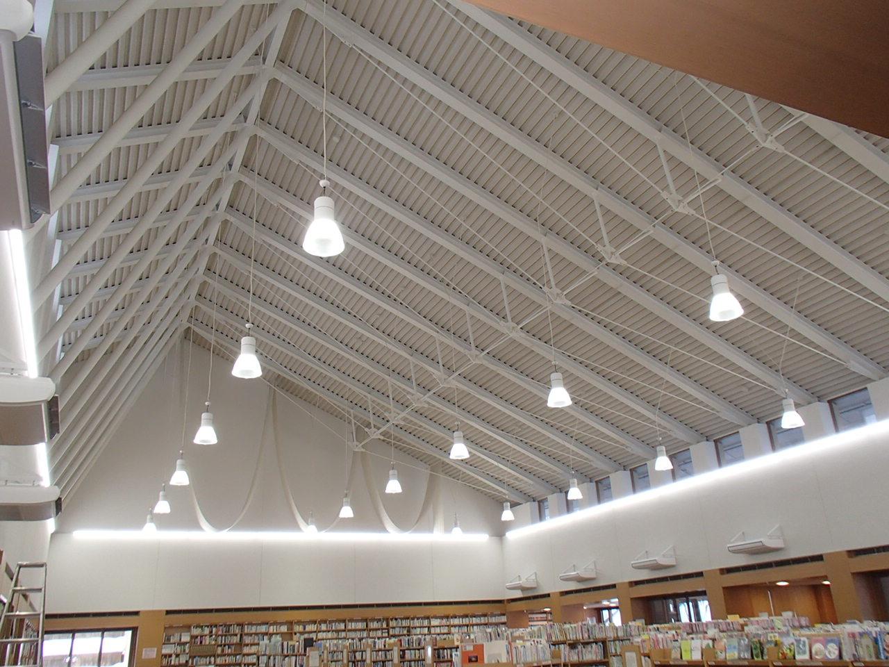 あけぼのパーク多賀太陽光発電設備等設置・LED照明器具更新工事 画像02