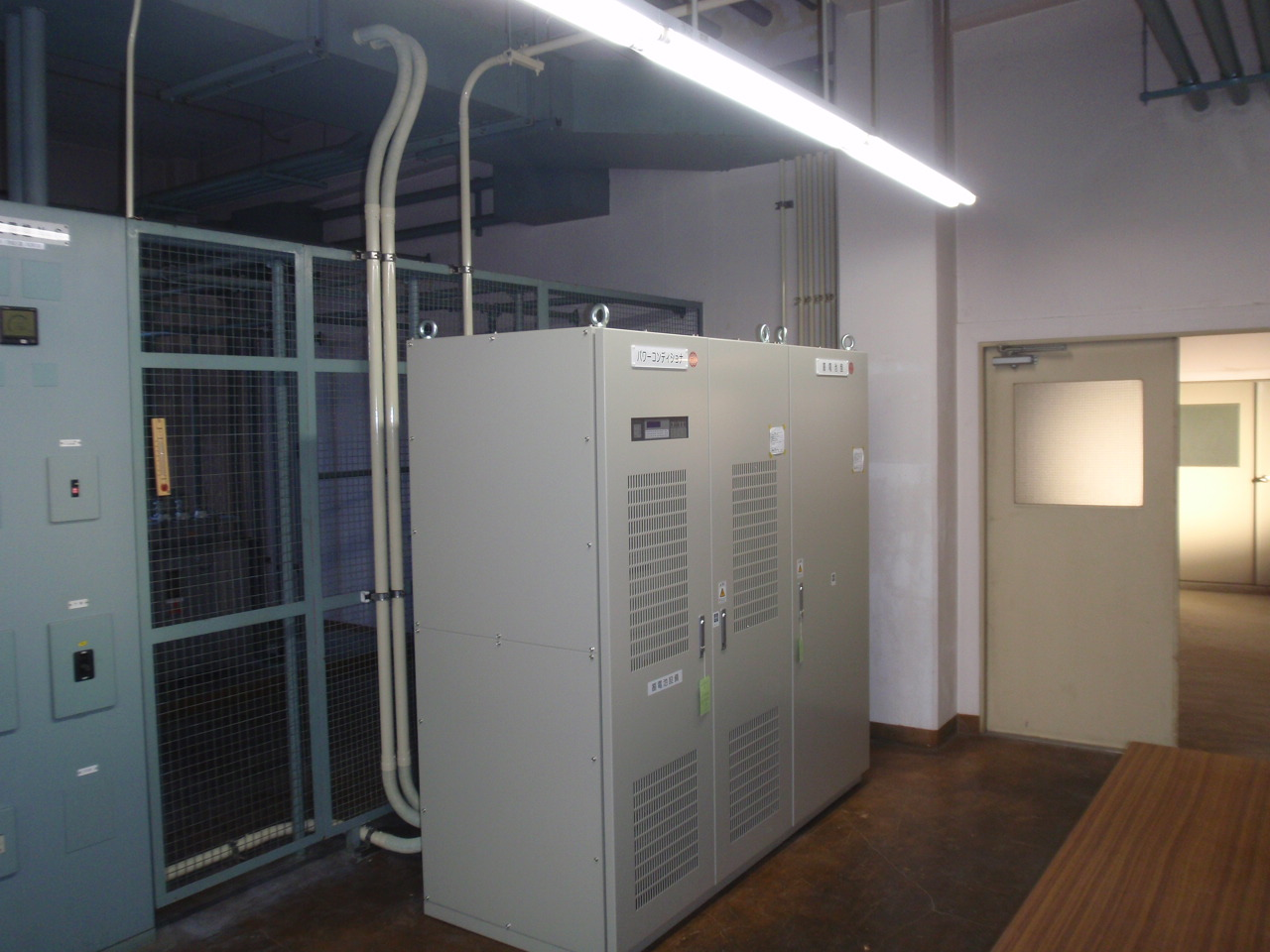 滋賀大学太陽光発電設備工事 画像02