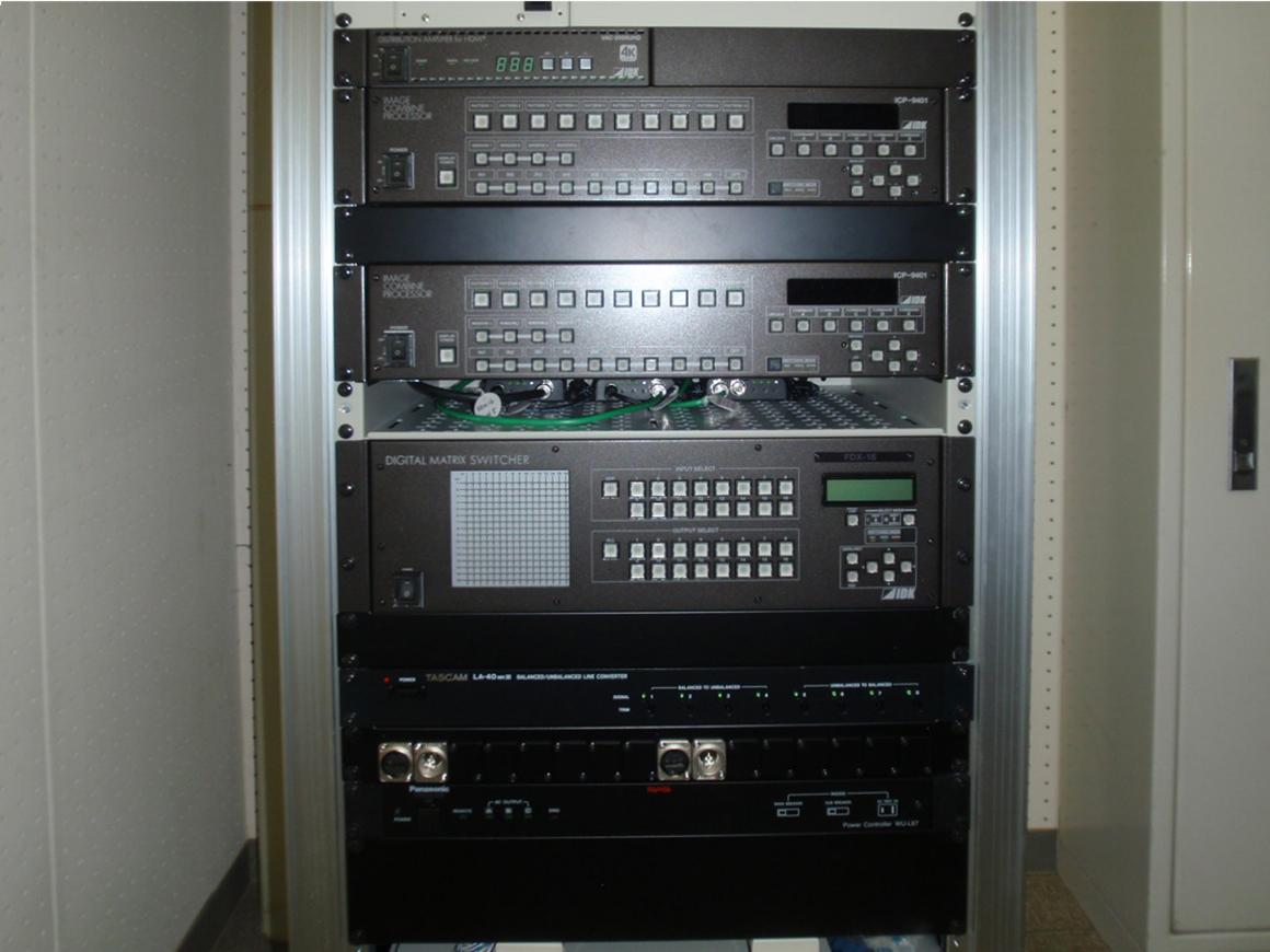 長浜バイオ大学ドーム電光表示設備改修工事 画像04