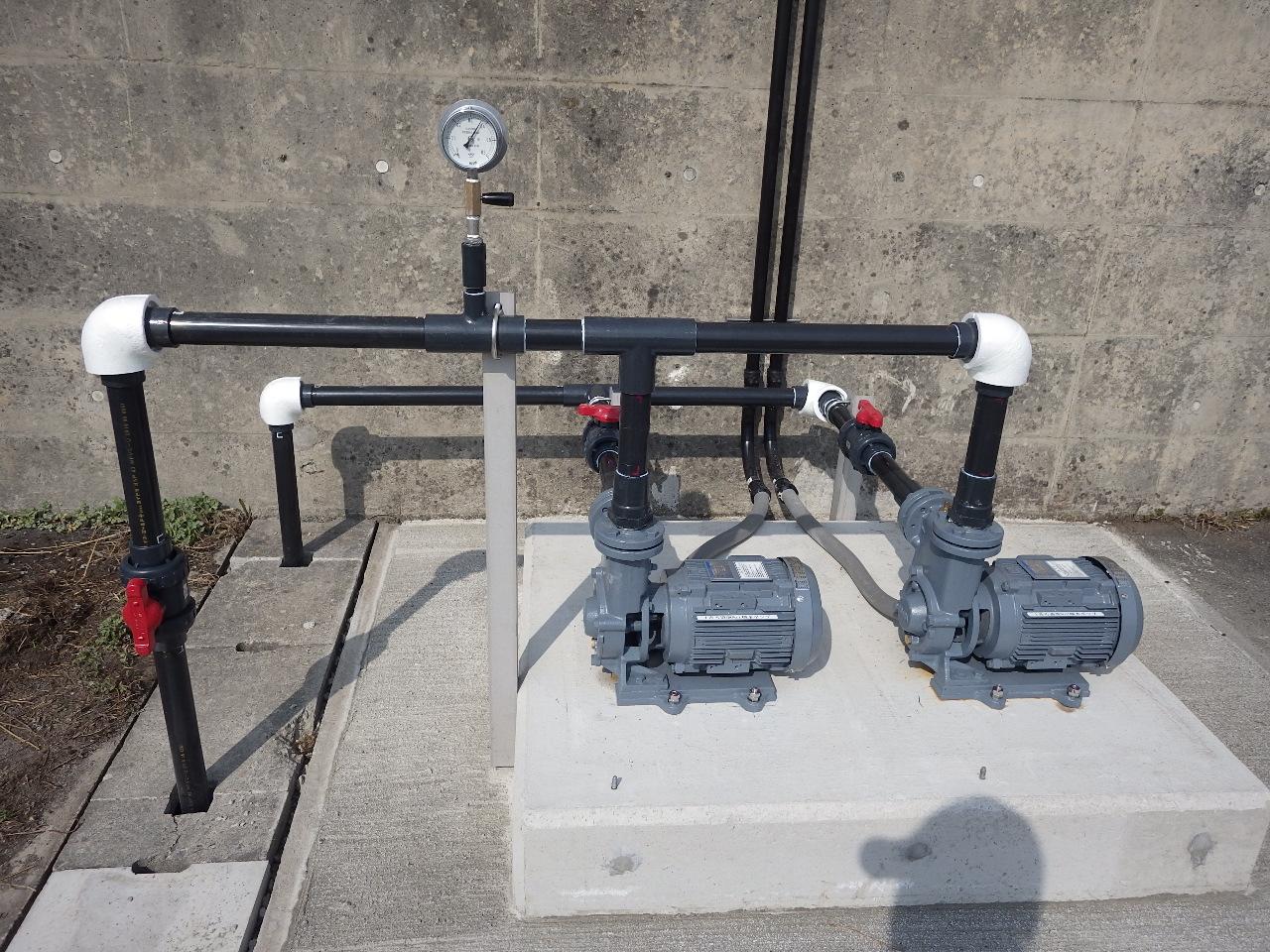 吉川浄水場等水質計器更新工事 画像03