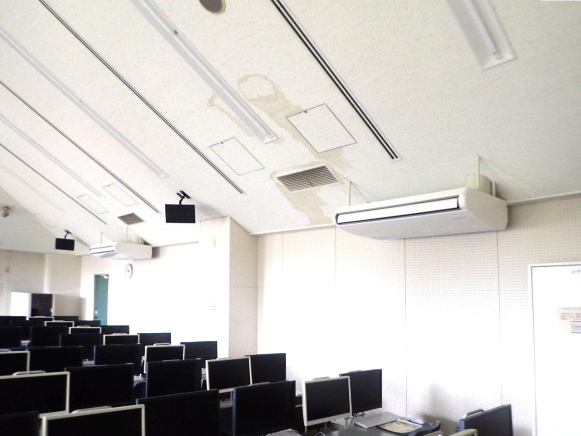滋賀県立大学人間文化学部棟他空調設備改修工事 画像01
