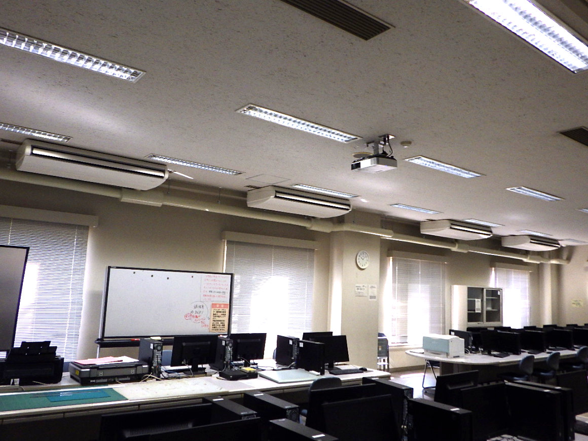滋賀県立大学人間文化学部棟他空調設備改修工事 画像03