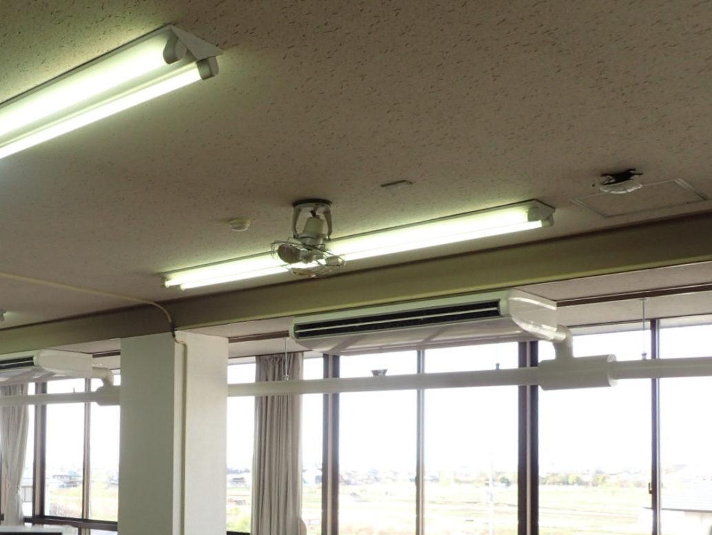 滋賀県立学校空調設備整備およびサービス提供(3校) 画像01