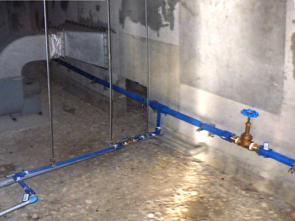 滋賀大学(彦根)基幹整備(給排水設備等)工事 画像03