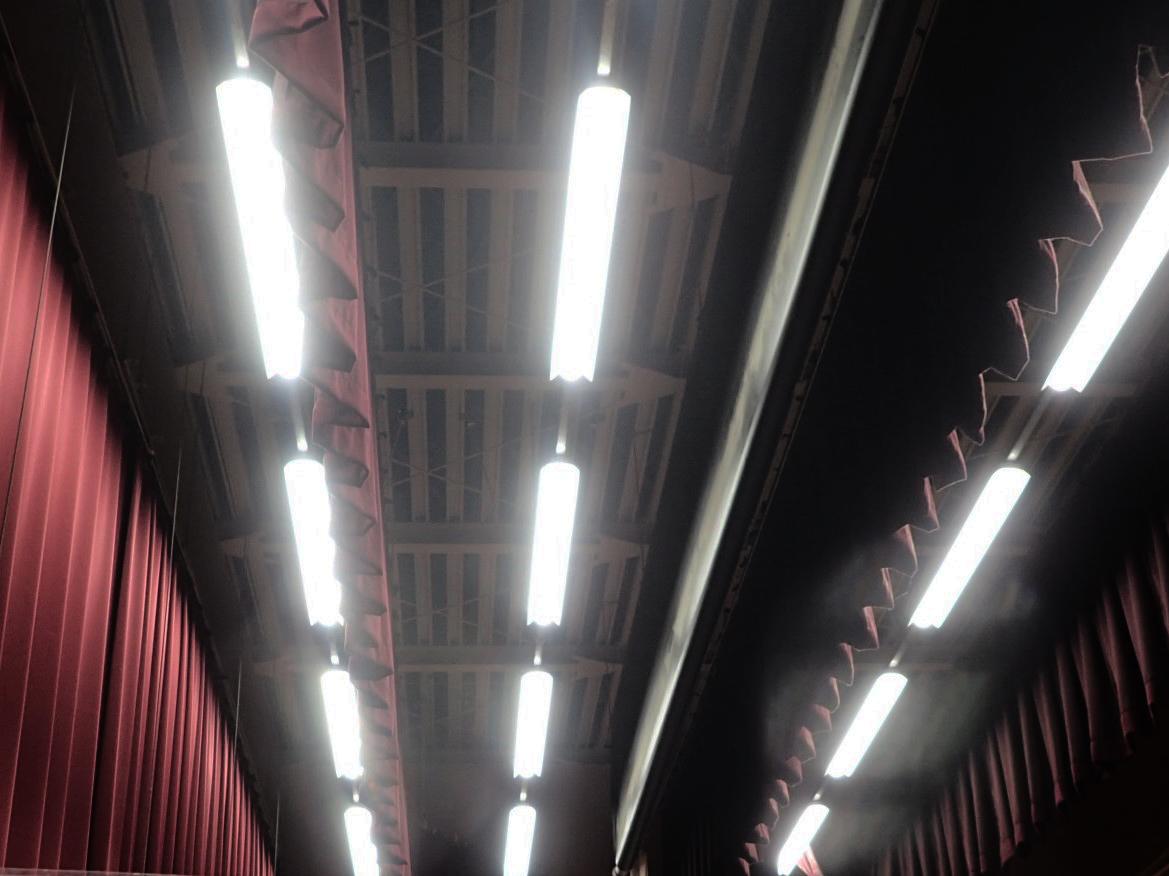 愛荘町学校施設非構造部材等改修その2工事 画像01