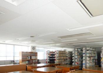 滋賀職業能力開発短期大学校本館A棟空調設備等改修工事