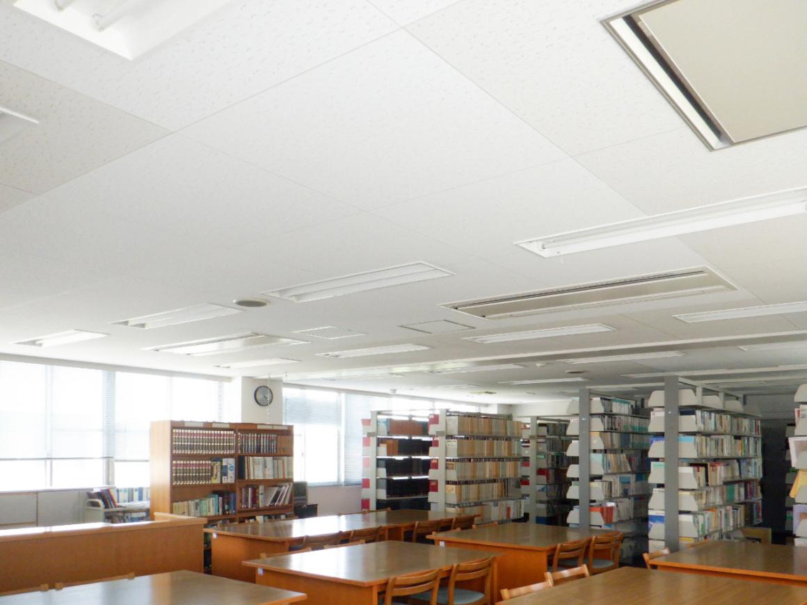 滋賀職業能力開発短期大学校本館A棟空調設備等改修工事 画像01