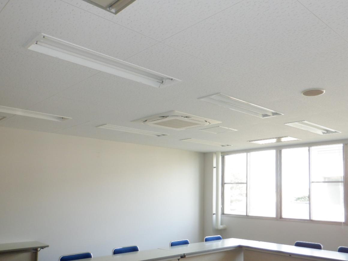 滋賀職業能力開発短期大学校本館A棟空調設備等改修工事 画像02