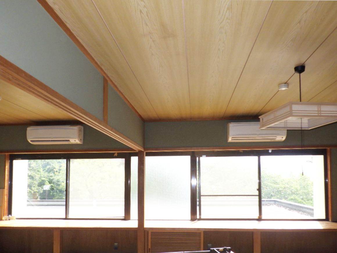 滋賀大学(石山)福利施設空調設備改修その他工事 画像03