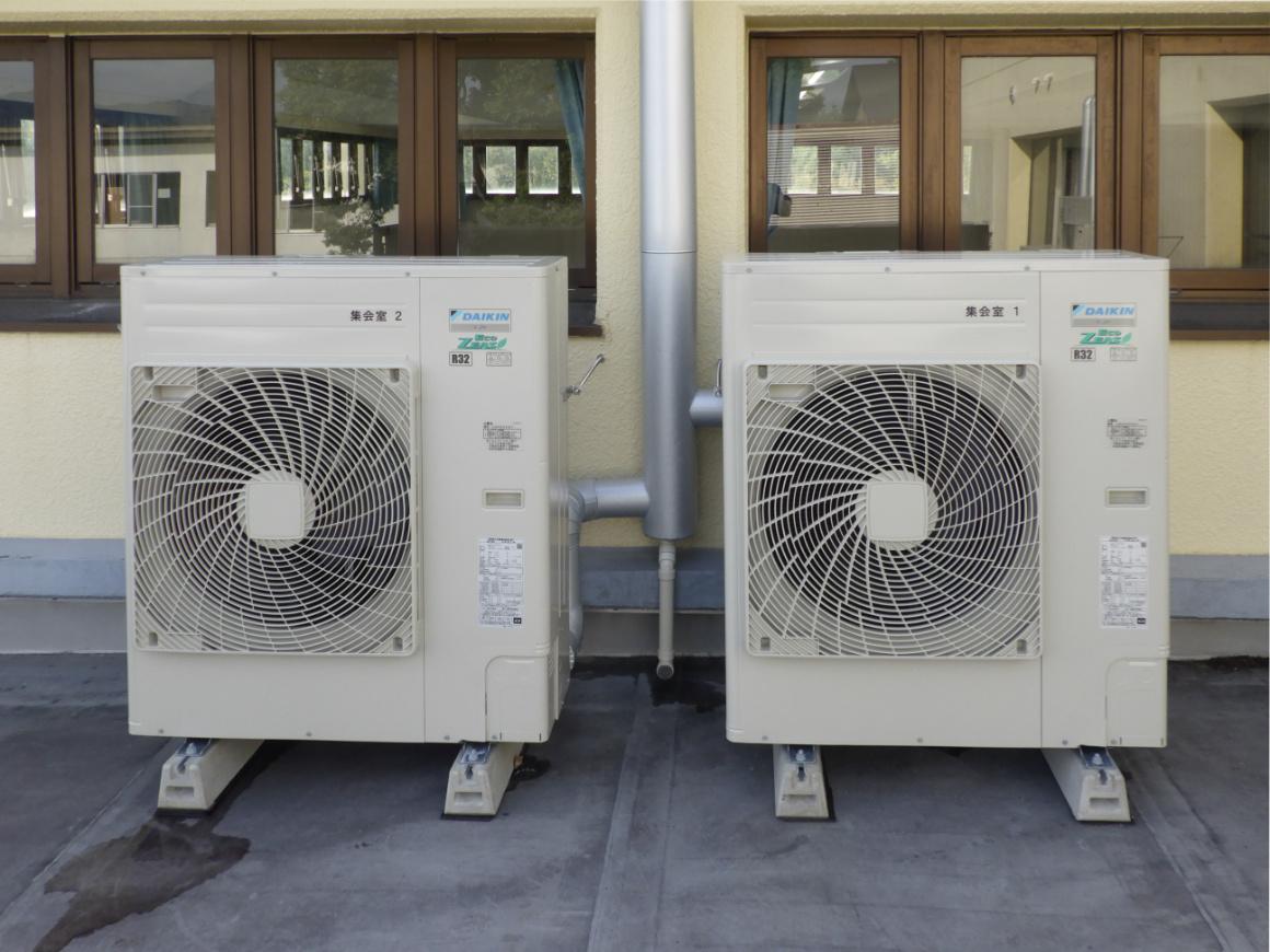 滋賀大学(石山)福利施設空調設備改修その他工事 画像04